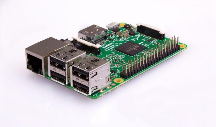 Raspberry Pi 3 Model B - Raspberry Pi