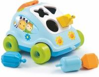 Smoby Cotoons Shape Sorter Car Asst #SImbaToys #toys #smoby #playtime #funtime #car