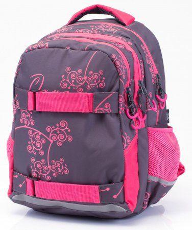 Karton P+P Anatomický batoh OXY One Pink | MALL.SK