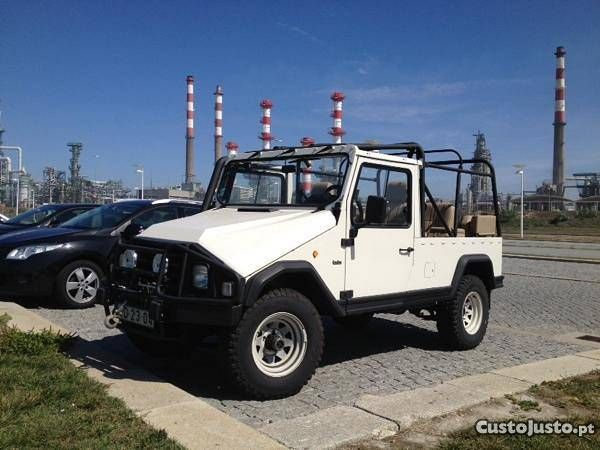 UMM ALTER II 4WD Softtop 100 Turbo - 91 Fully Restored 6700 €