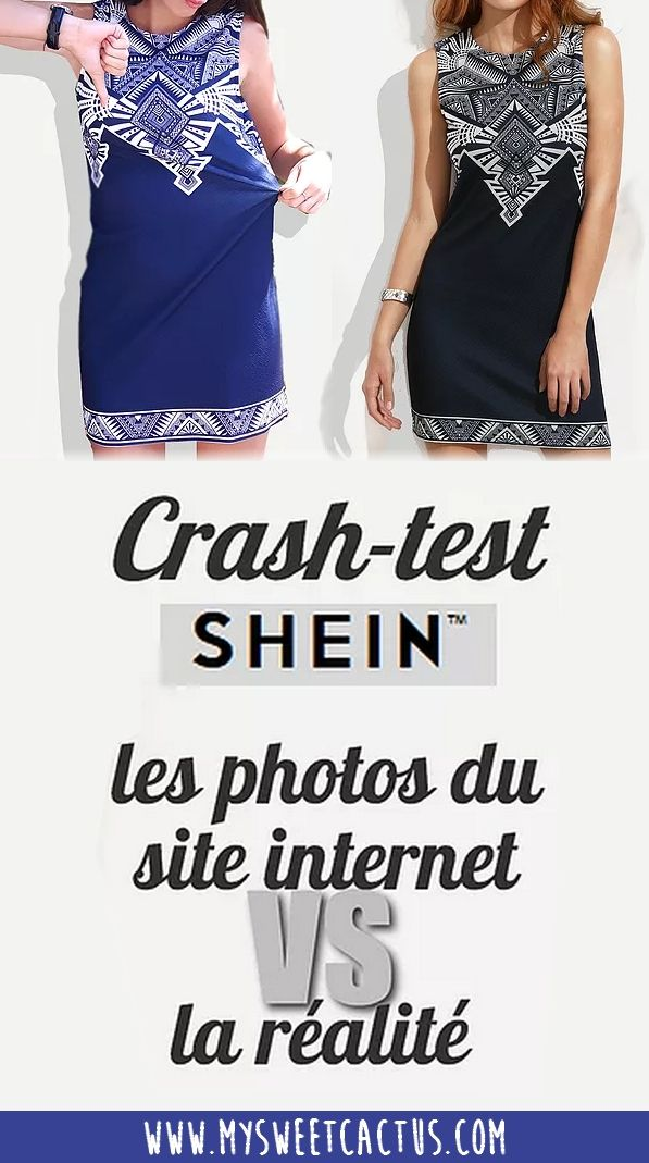 Crash test : j'ai commandé en ligne des vêtements sur le site chinois SheIn et je vous mets les photos du site VS les photos des vêtements en vrai. Il y a de sacrée surprises, vous serez surpris ! #shopping #online #shein #blogueuse #crash #test