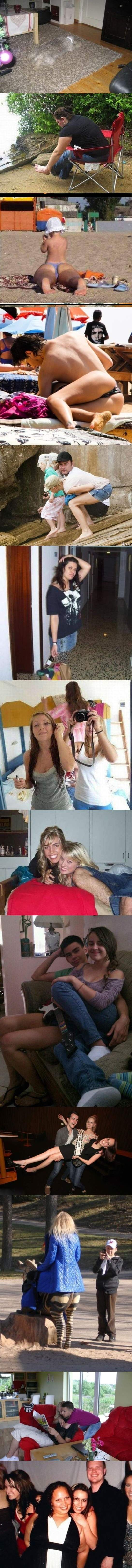The most AWKWARD photos I've ever seen!! I laughed so hard I cried.