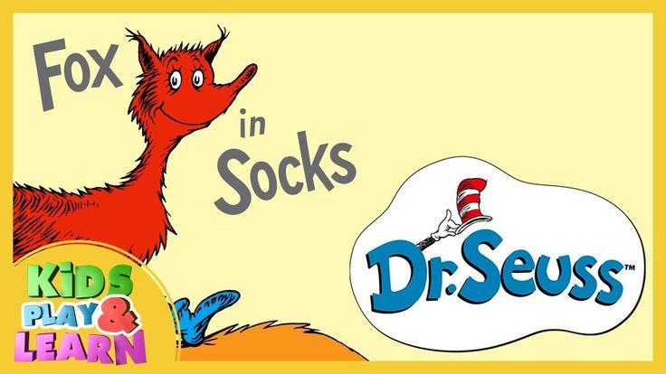 Dr seuss fox in socks read aloud seuss read aloud