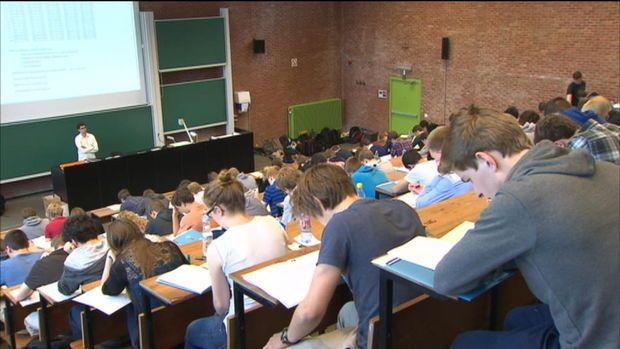 Studenten hebben hogere kans op depressie