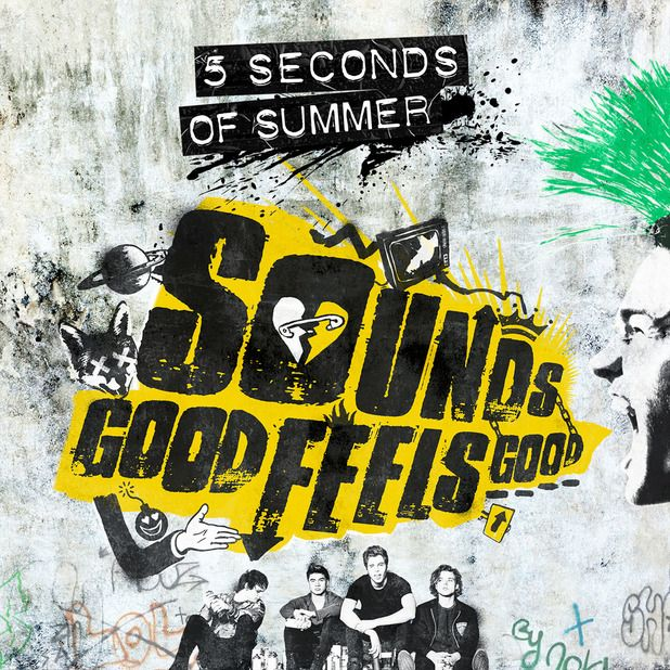   5SOS ANOUNCE 2 NEW EXTRA TRACKS and NEW ALBUM COVERS FOR SOUNDS GOOD FEELS GOOD!   http://www.boybands.co.uk