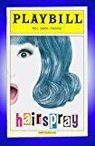 #7: Hairspray Broadway Playbill  Harvey Fierstein Kathy Brier Matthew Morrison Dick Latessa Jennifer Gambatese Jackie Hoffman Tracy Jai Edwards Barbara Walsh