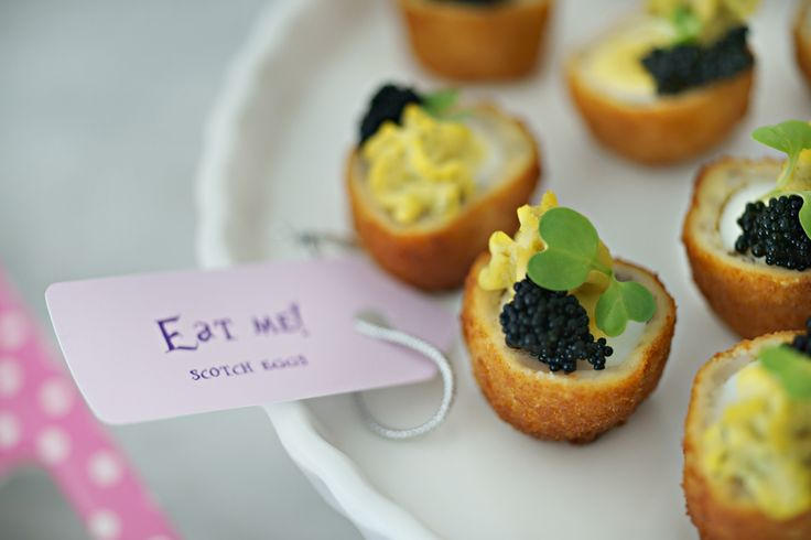 scotch eggs. Luna2 private hotel, Bali. #Lunafood #teaparty #scotcheggs #food #cosmic #design