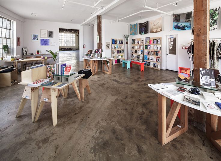 Book Shop Design
