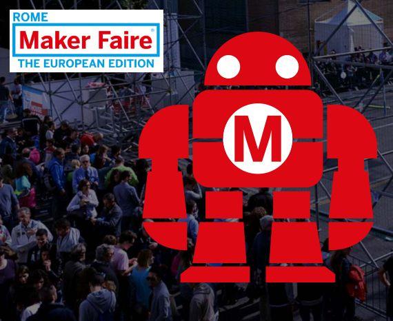 Maker Faire, a Roma per scoprire il futuro che ci aspetta. Day presente con il Presidente Marc Buisson.