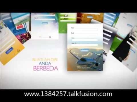 Presentasi talk fusion indonesia