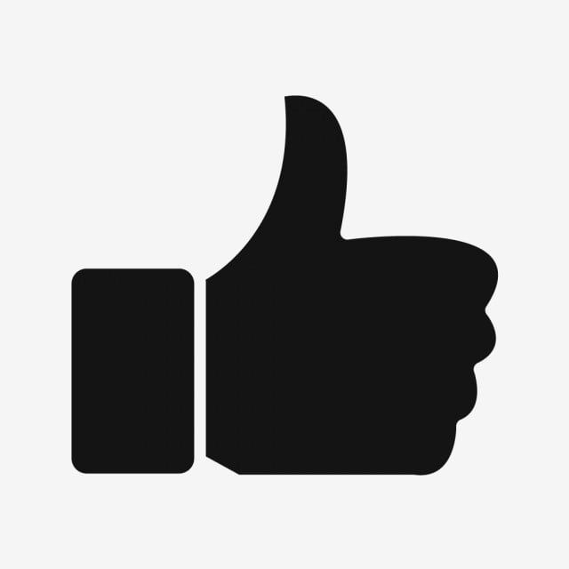 Vector Like Icon Thumbs Up Clipart Hand Like Png And Vector With Transparent Background For Free Download In 2021 Like Icon Thumbs Up Icon Hands Icon