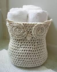 crochet basket pattern - Google Search
