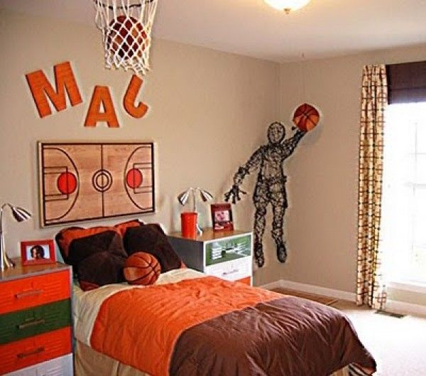 Best 25 Sports Inspired Boys Bedrooms Ideas On Pinterest: Best 25+ Basketball Themed Rooms Ideas On Pinterest