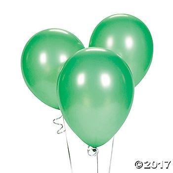Are wedding bells in your future? Do you really love pastel colors? These Mint Green Latex Balloons could be the perfect addition to your wedding celebration. ...