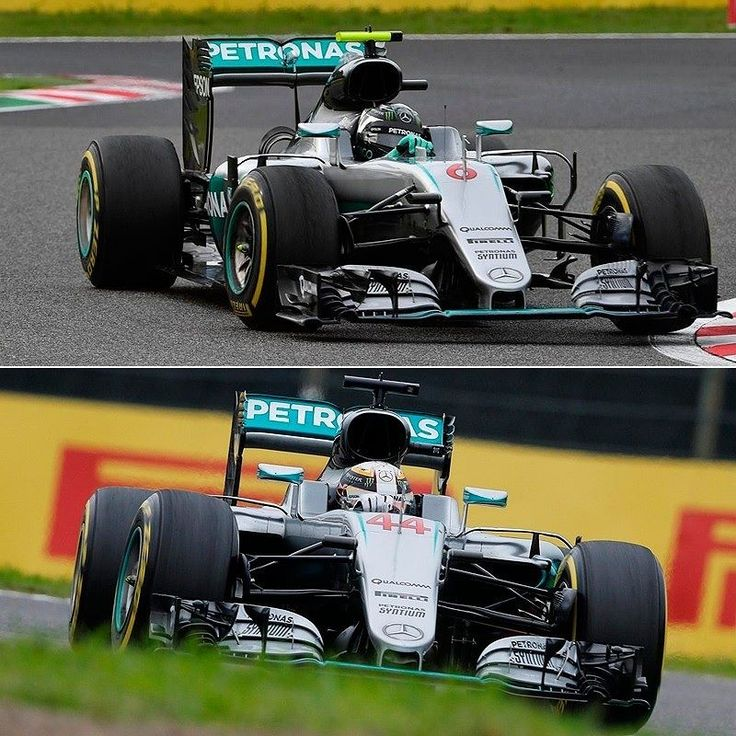 Mercedes-Benz F1 W07 Hybrid 2016 Parabéns à @mercedesAMGF1: vitória de @nicorosberg e o 3ºlugar de @lewishamilton no Grande Prêmio do Japão garantiram o título antecipado de construtores da @f1 para a marca alemã!  Com os 25 pontos de Rosberg e os 15 de Hamilton a Mercedes chegou aos 593 sendo impossível de ser ultrapassada pelas escuderias concorrentes. Ainda faltam quatro corridas para o término da atual temporada. A Red Bull ocupa a vice-liderança com 385 unidades 50 a mais que a terceira…