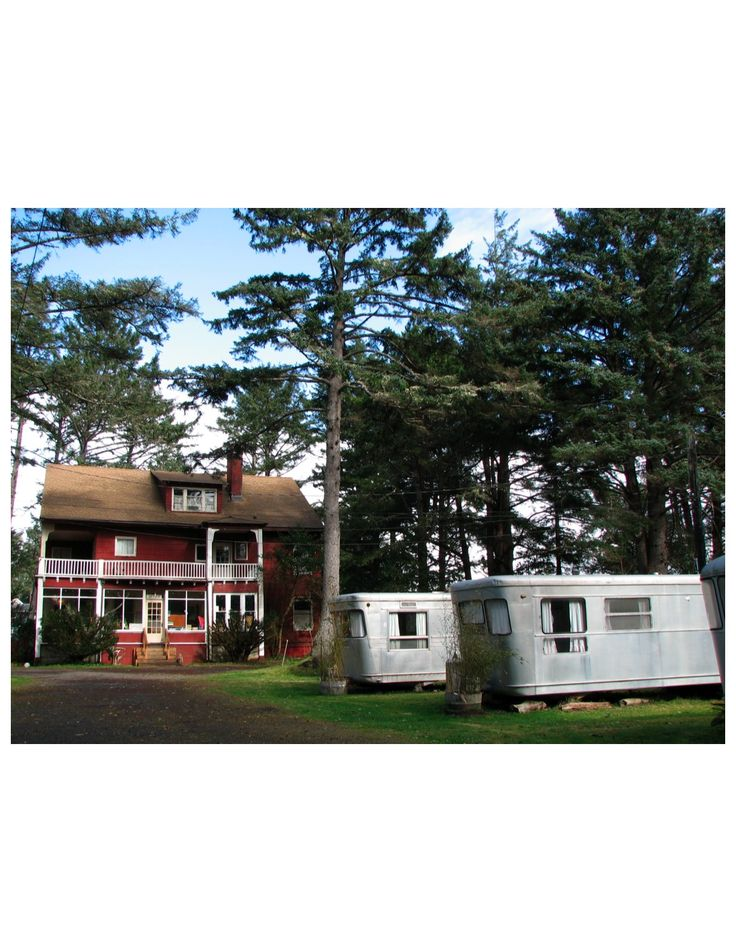 The Historic Souu0027wester Lodge And Vintage Trailer Resorts Offers Diverse  Accommodations And Nourishing Amenities