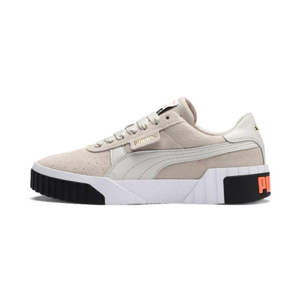 Sneakers Puma Wns Basket Platform Patent Donna sarenza crema