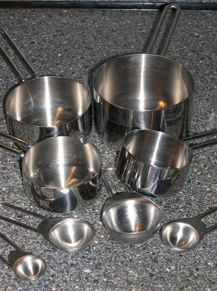 Uit de keuken van Levine: Handige hulpjes - cups/tablespoon/teaspoon - omrekenen cups naar grammen