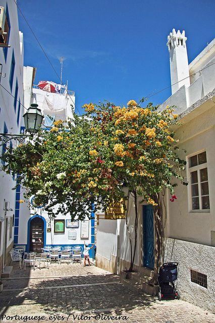 Albufeira, Algarve - Portugal. Tips for things to do in the Algarve: http://www.europealacarte.co.uk/blog/2012/06/08/algarve-experience/