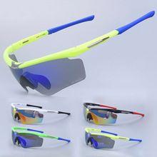 2016 New Brand Outdoor Sports Polarized Sunglasses Sport Glasses for Climbing Running Fishing Golf Eyewear 100% UV400