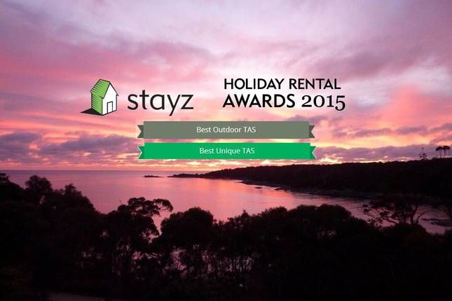 BAY OF FIRES SEASCAPE Winner 2, a Binalong Bay House | Stayz