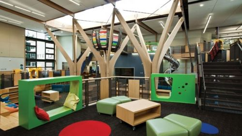 Innovative Primary Classrooms ~ Best images about st century school design on