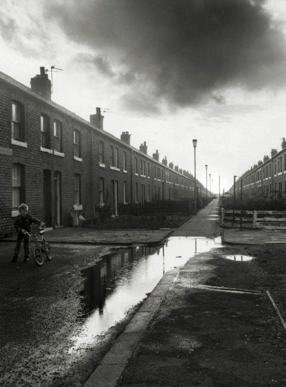 Sycamore Street,Ashington 1985