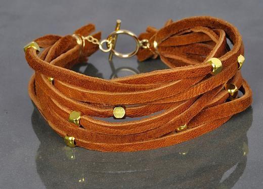 love leather jewelry