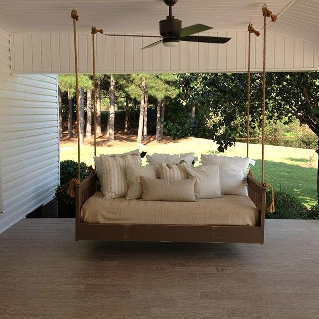 Ridgidbuilt Mission Hanging Best Daybed Swing Bed
