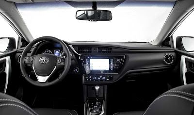 Novo Toyota Corolla 2018 ACABAMENTO INTERNO