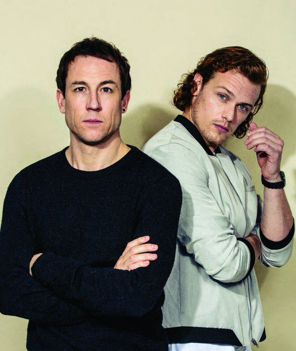 *NEW* Sam and Cait Interview (and Pics) with Backstage Magazine
