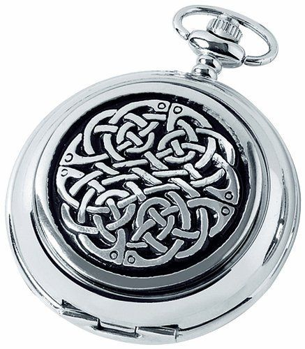 Woodford Quartz Pocket Watch, 1873/Q, Men's Chrome-Finished Never Ending Knot Pattern with Chain (Suitable for Engraving) https://www.carrywatches.com/product/woodford-quartz-pocket-watch-1873q-mens-chrome-finished-never-ending-knot-pattern-with-chain-suitable-for-engraving/ Woodford Quartz Pocket Watch, 1873/Q, Men's Chrome-Finished Never Ending Knot Pattern with Chain (Suitable for Engraving)