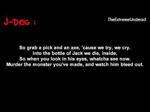 ▶ Hollywood Undead - We Are [Lyrics] - YouTube