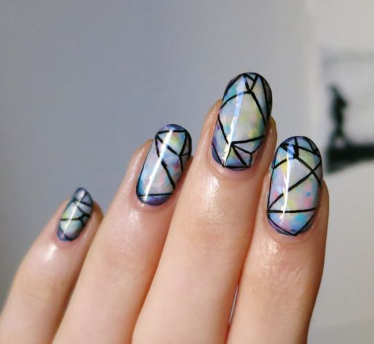 Best 25+ Curved nails ideas on Pinterest   Natural nail ...