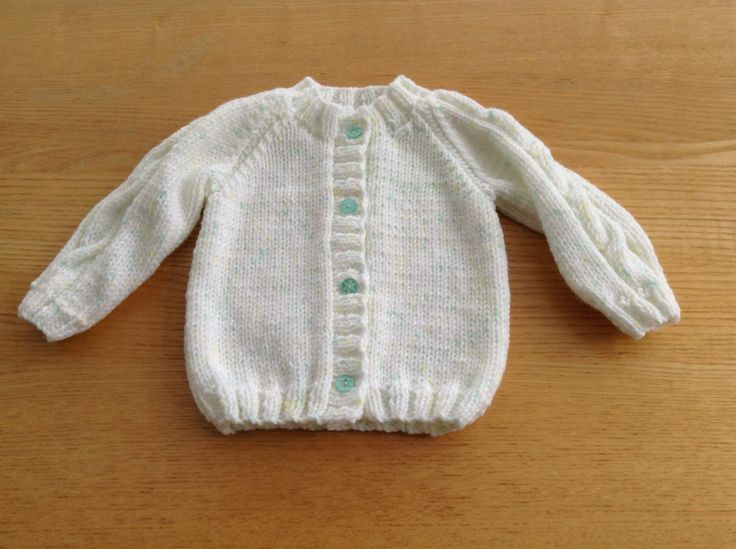 Cardigan for baby Lister