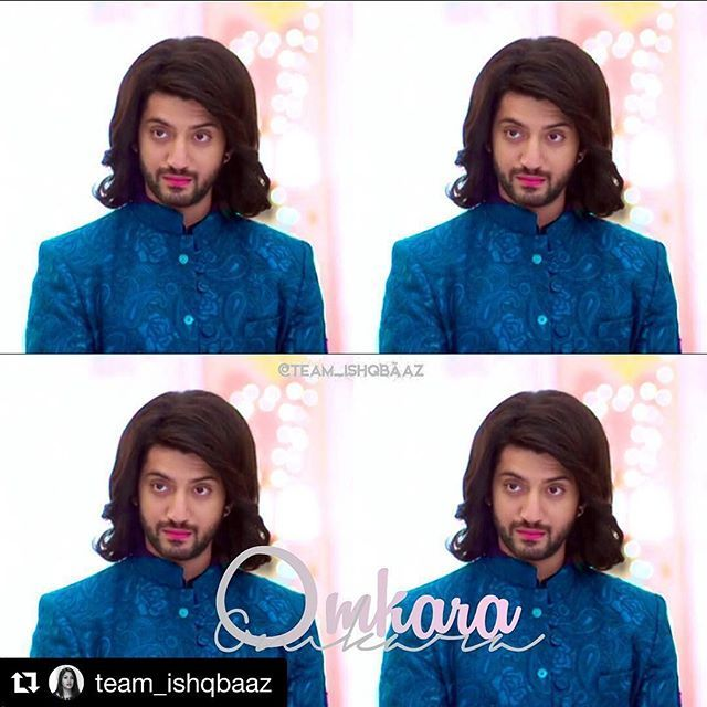 @kunaljaisingh your expressions man cuteness overloaded ❤️ - - #kunaljaisingh #omkarasinghoberoi #kunaljaisinghdiaries #curiousk #kdiaries #ishqbaaz #ishqbaaaz - - #Repost @team_ishqbaaz with @repostapp ・・・ Its so adorable how Omkara gives those stares at Shivaay for being so jealous ❤️❤️ (Episode of November 14, 2016) (Ishqbaaz)  @Kunaljaisingh