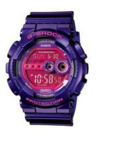 Casio G-Shock Super LED GD-100SC-6D World Time Mens Watch
