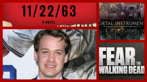 L'ex Grey's Anatomy T.R. Knight nel cast di 11/22/63 di Hulu con James Franco. Novità per Shadowhunters e Fear the Walking Dead. Video 2015 AMC