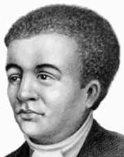 Self Taught Astronomer & Mathematician Benjamin Banneker served on commission which surveyed the District of Columbia. Mr Banneker issued his first annual almanac on August 22, 1791 (one of ten he had published and sold in England and the United States).