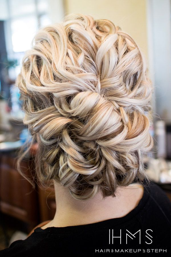 21 Seriously Gorgeous Wedding Hairstyles: http://www.modwedding.com/2014/10/06/editors-pick-21-seriously-gorgeous-wedding-hairstyles-looking/ #hairstyle Photo: Hair&Makeup by Steph
