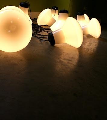 Home I Interior I Furniture I Blow Light Copper Lighting by Tom Dixon