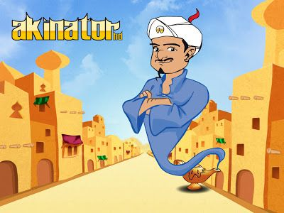Akinator The Genie. It can guess any fictional character you're thinking of! Crazy.
