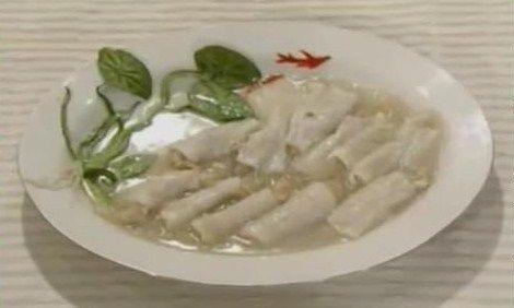 DIY 徽菜 (100) 竹荪鱼翅  http://easydiy365.com/?p=9296