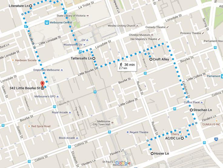 Melbourne's Street Art Walking Tour