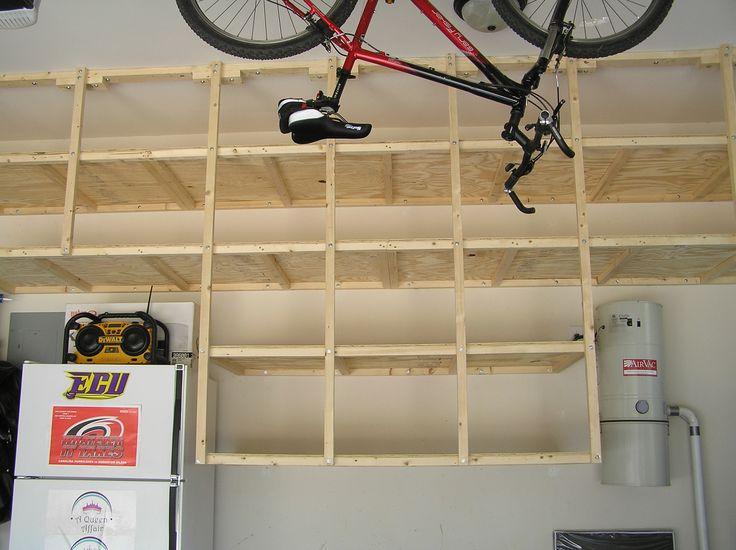 Garage Wall Cabinet Ideas: 39 Best Wall Storage & Organization Ideas Images On