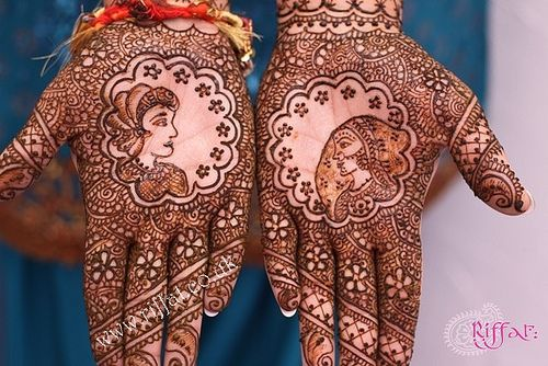 Mehndi Ideas For Groom : Book of mehndi design for bride groom domseksa