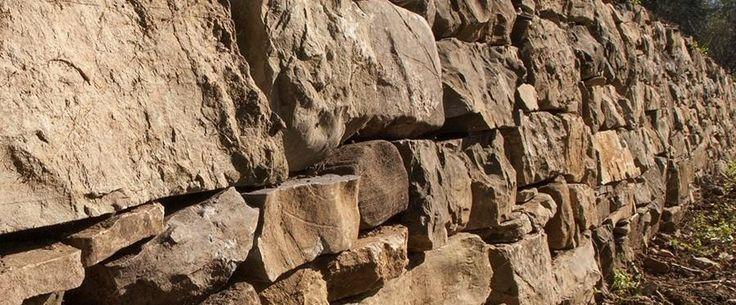 Antica usanza: costruire muri a secco
