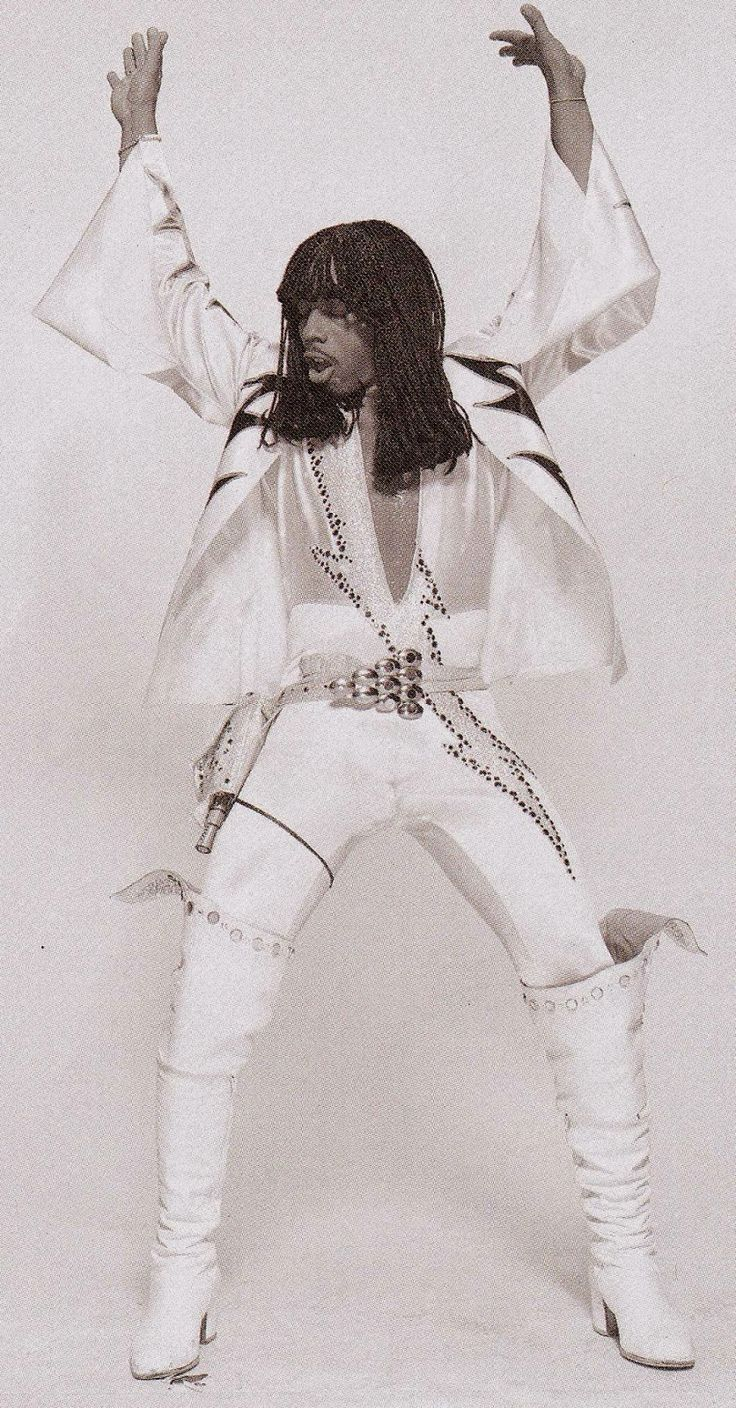 Chatter Busy: Rick James Quotes