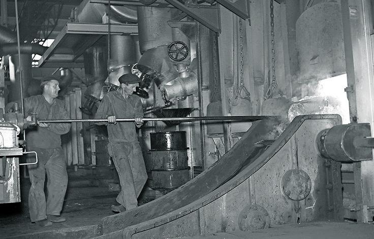 Drömmen om att bygga ett jättelikt stålverk i Norrbotten var bara en dröm om att Sverige inte var beroende av vad som hände på världsmarknaden.