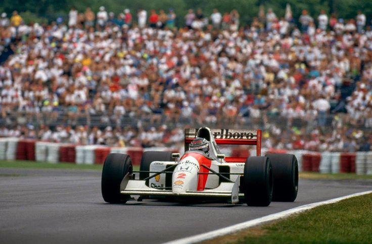 Grande Prêmio do Canadá 1992 (Canadian Grand Prix 1992)